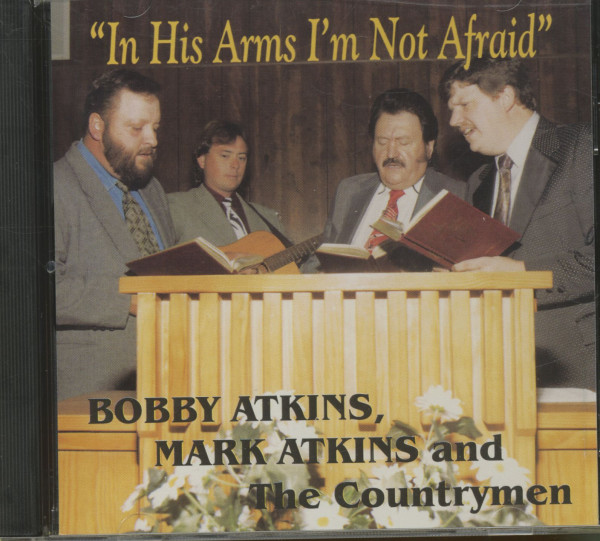 In His Arms I'm Not Afraid (CD)