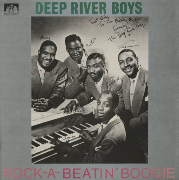 Rock-A-Beatin' Boogie (LP)