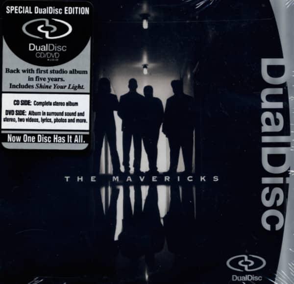The Mavericks (Dual-Disc)