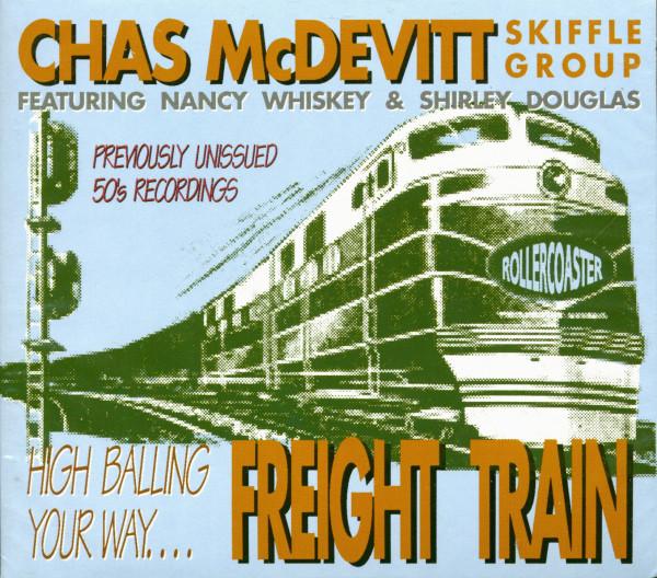 Freight Train - High Balling You Way...(CD)