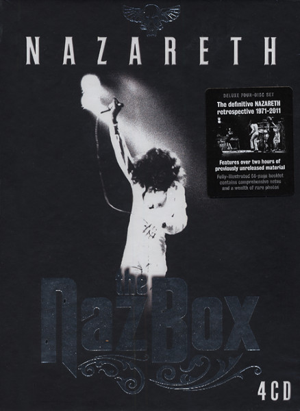 The NazBox - Retrospective 1971-2011 (4-CD)
