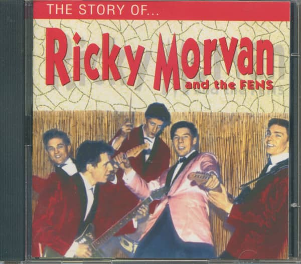 The Story Of Ricky Morvan & The Fens (CD)