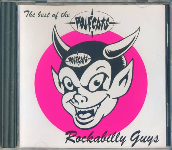 Rockabilly Guys - The Best Of The Polecats (CD Album)