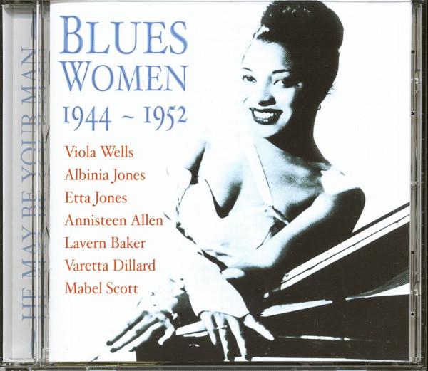 Blues Women 1944-1952 (CD)