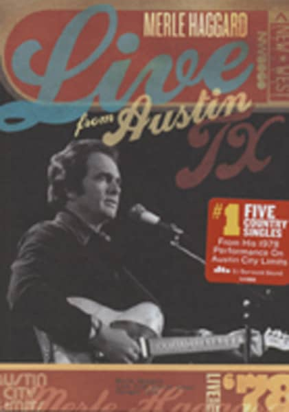 Live From Austin TX 1978 (0)