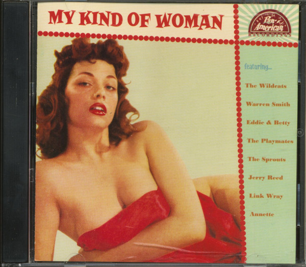 My Kind Of Woman (CD)