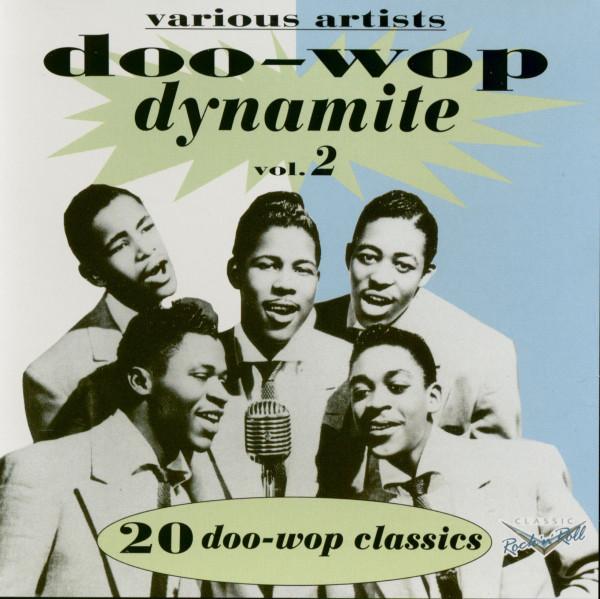 Doo-Wop Dynamite Vol.2 (CD)