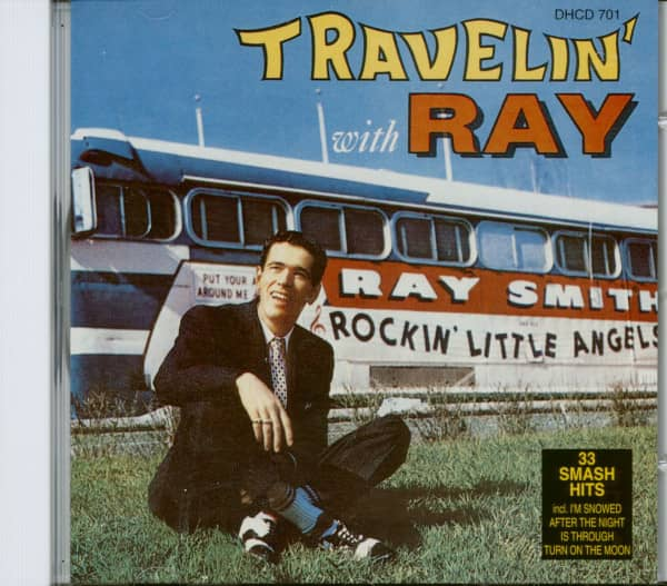 Travellin' With Ray (CD)