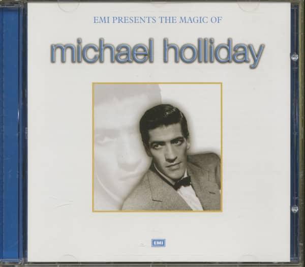 The Magic Of Michael Holliday (CD)