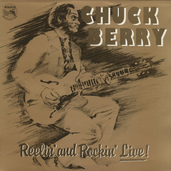 Reelin' And Rockin' Live (LP)