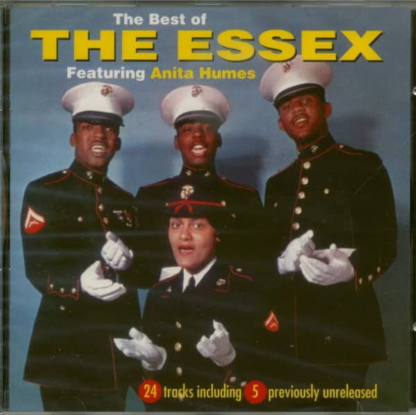 Best Of The Essex - Featuring Anita Humes