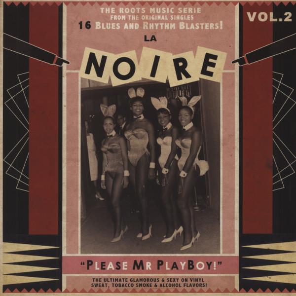 La Noire, Vol.2 - Please Mr. Playboy! (LP)