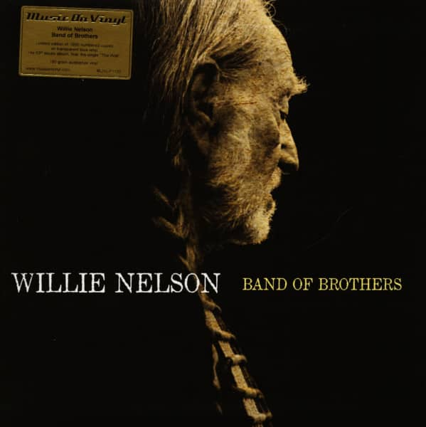 Band Of Brothers (LP, 180g Colored Vinyl, Ltd.)