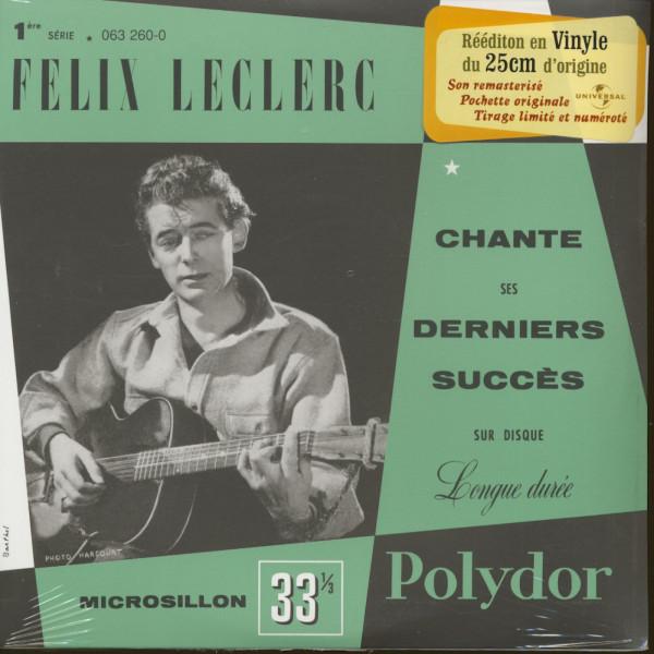 Chante Ses Derniers Succes (10 inch LP, Limited Edition)