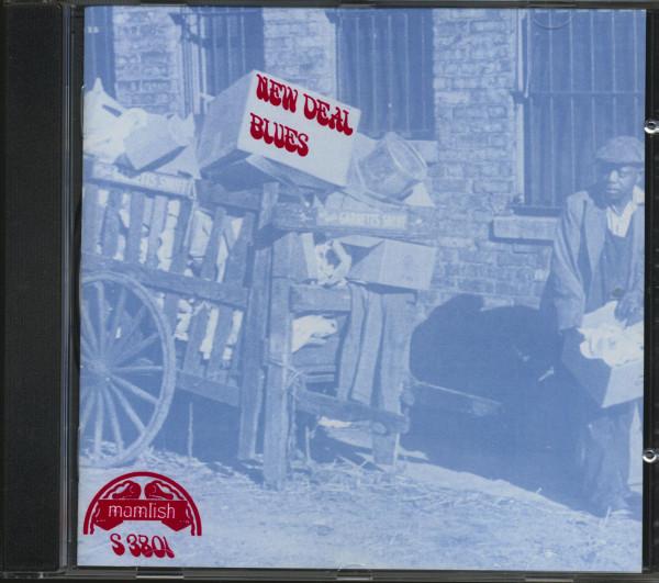 New Deal Blues (CD)