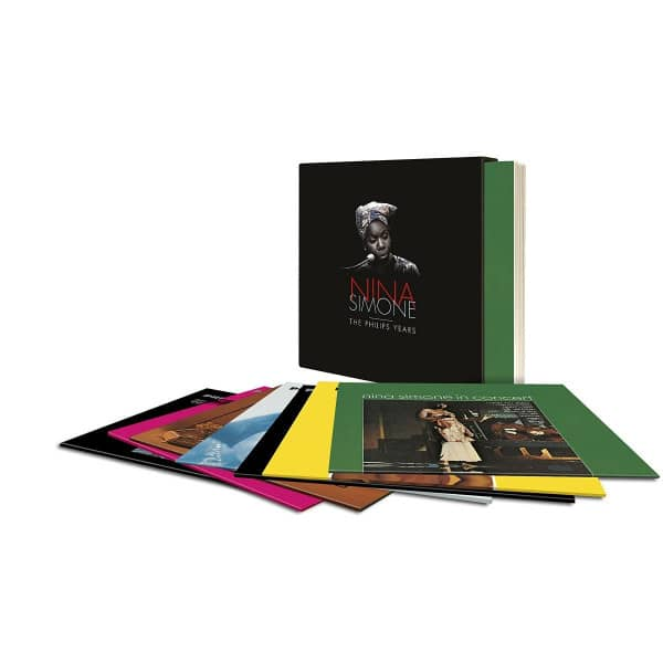 The Philips Years (7-LP-Box, Vinyl 180g, limited Edition)