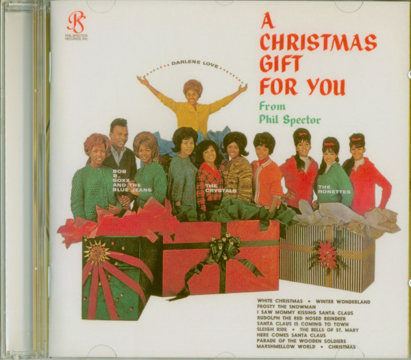 A Christmas Gift For You From Phil Spector (CD)
