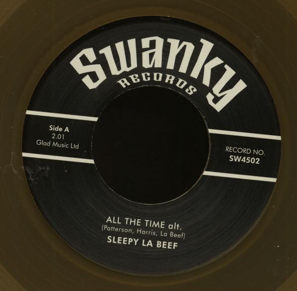 All The Time - Dumplin Pie - Swanky DJ Series (7inch, 45rpm, BC)