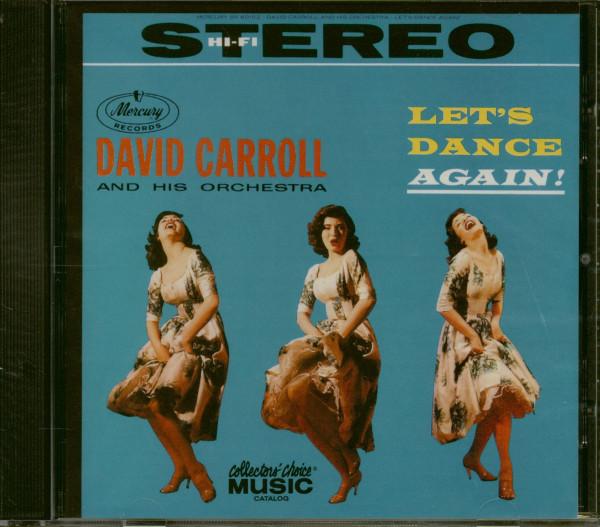 Let's Dance Again! (CD)