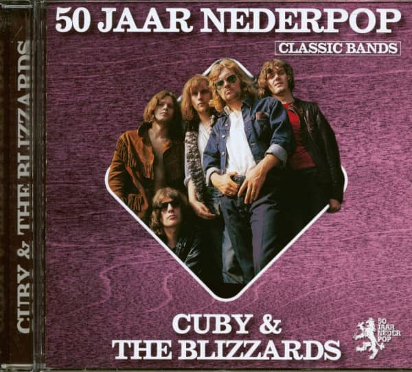 50 Jaar Nederpop Series (CD)