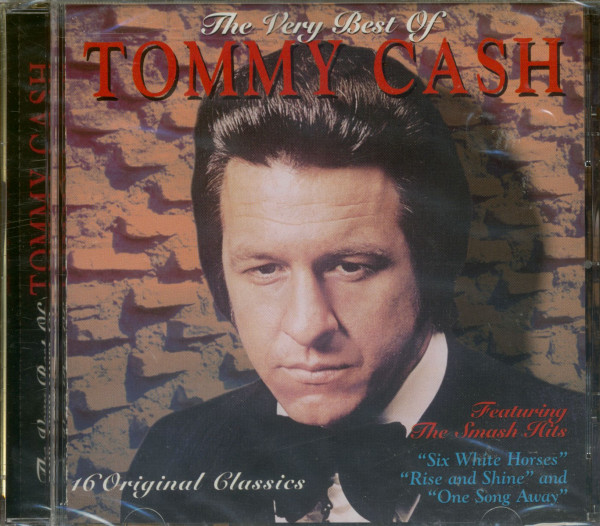 The Very Best of Tommy Cash (CD)