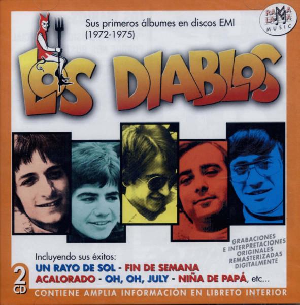 Sus Primeros Albumes 1972-1975 (2-CD)
