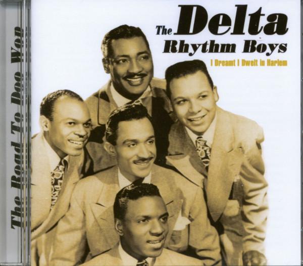 I Dreamt I Dwelt In Harlem (CD)