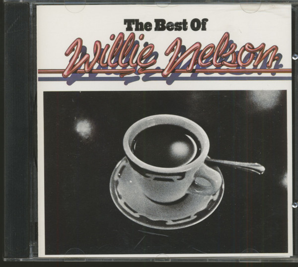 The Best Of Willie Nelson (CD)