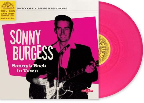 Sonny's Back In Town (LP, 10inch, Ltd.)