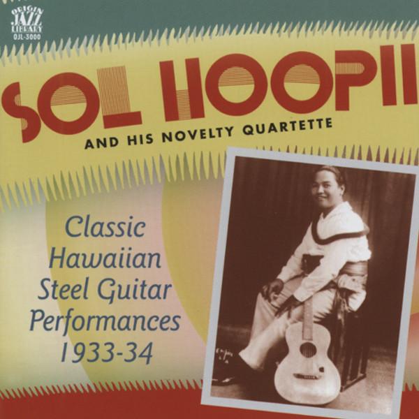 Classic Hawaiiaan Steel Guitar 1933-34