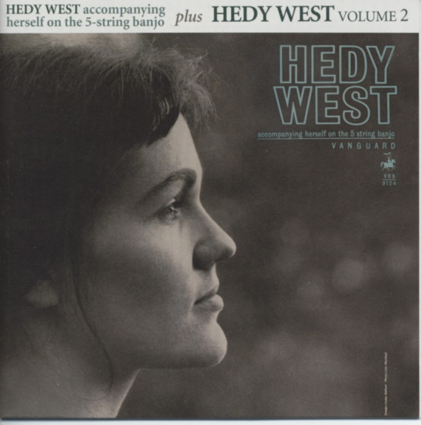 Hedy West - Hedy West Vol.2...plus