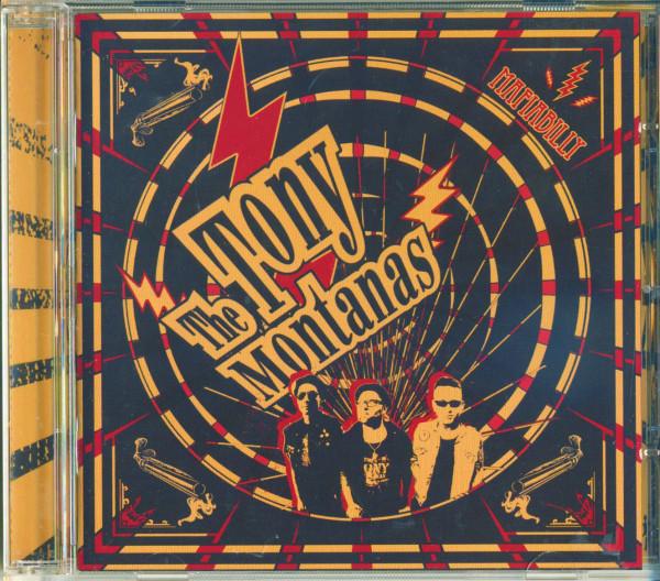 Mafiabilly (CD Album)