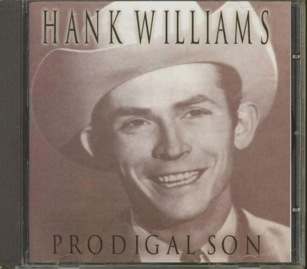 Prodigal Son, Live in Nashville 1949 (CD)