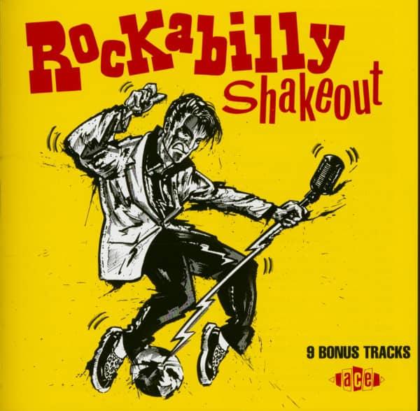 Rockabilly Shakeout (CD)