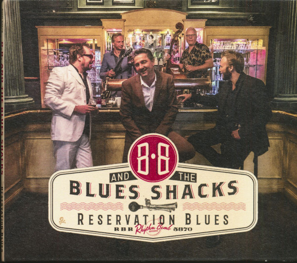 Reservation Blues (CD)