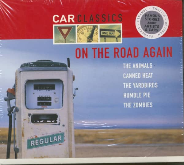 On The Road Again (CD)
