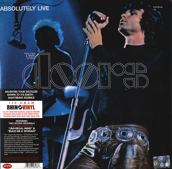 Absolutely Live (2x 180g Vinyl)