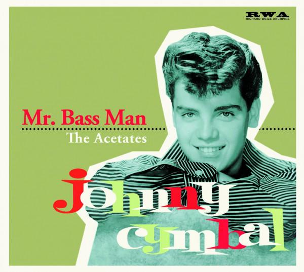 Mr. Bass Man - The Acetates (CD)