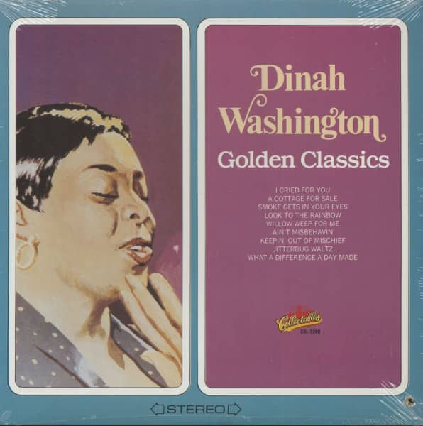 Dinah Washington - Golden Classics (LP)