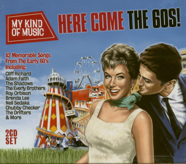 Here Come The 60s - My Kind Of Music (2-CD)