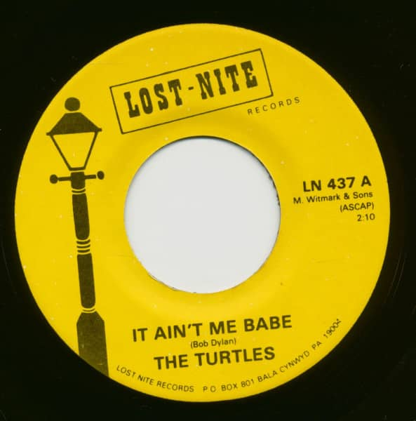 It Ain't Me Babe - Almost There (7inch, 45rpm)