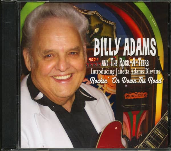 Rockin' On Down The Road (CD)