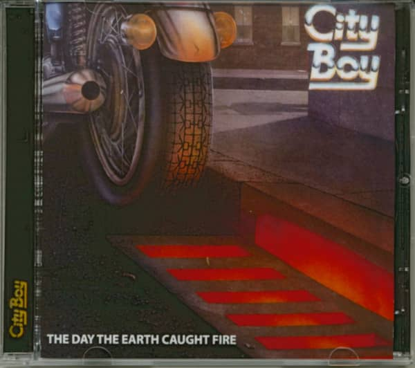 The Day The Earth Caught Fire (CD)