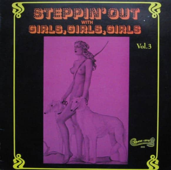Steppin' Out With The Girls Vol.3 (LP)