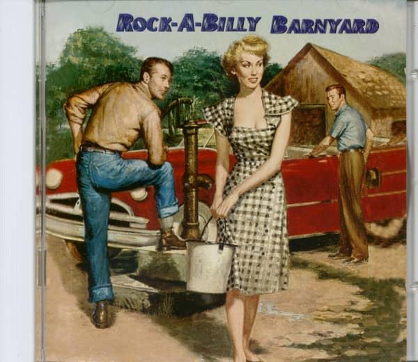 Rockabilly Barnyard