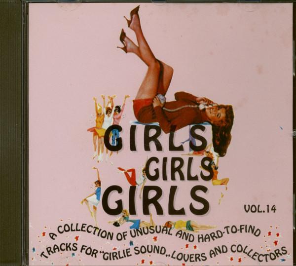 Girls, Girls, Girls Vol.14 (CD)