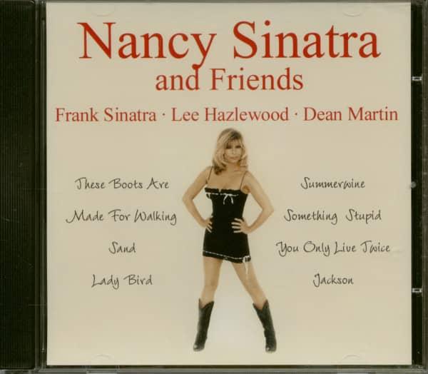 Nancy Sinatra And Friends (CD)