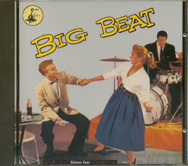 The Big Beat - Vol.4 (CD)