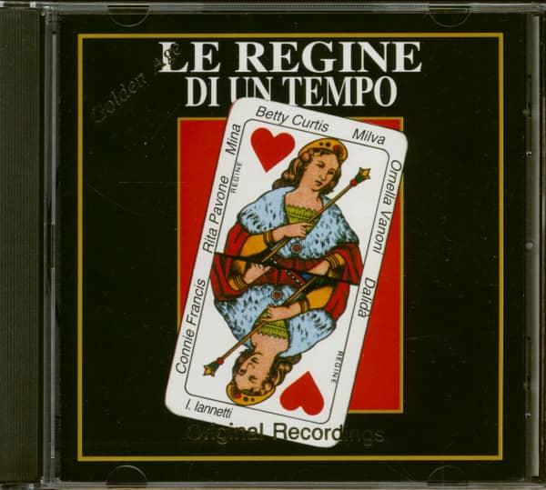 Le Regine Di Un Tempo - Golden Age (CD)
