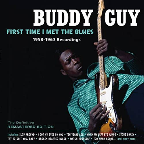 First Time I Met the Blues